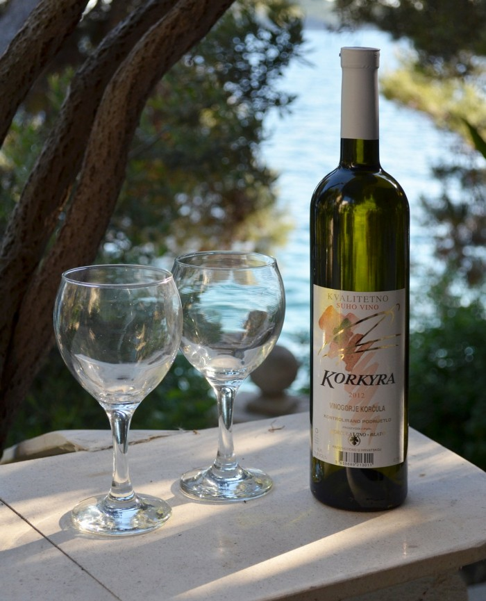 Korkyra wine