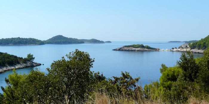 Prišćapac Prižba otok Korčula